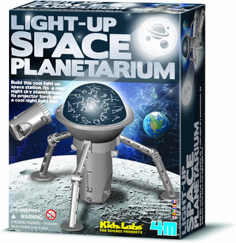 Light - Up Space Planetarium