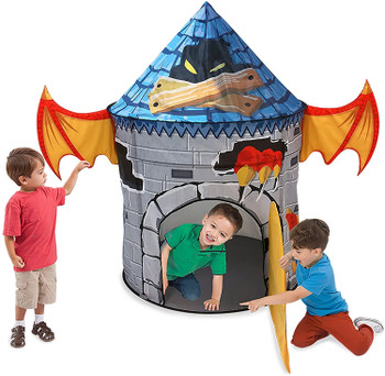 Playhut Dragon Castle Play Tent