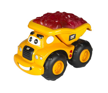 CAT Buildin' Crew Lightning Load Dump Truck Light & Sound Vehicle