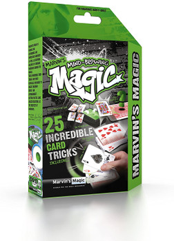 Marvin's Magic 25 Mind Blowing Incredible Card Tricks also viewed