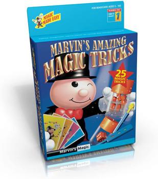 Marvin's Magic Amazing Magic Tricks Set 1