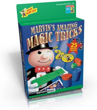 Marvin's Magic Amazing Magic Tricks Set 2