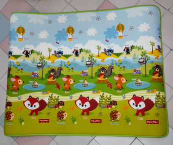 Fisher Price Prime Living Mat ( 0m+ ) new born to infant