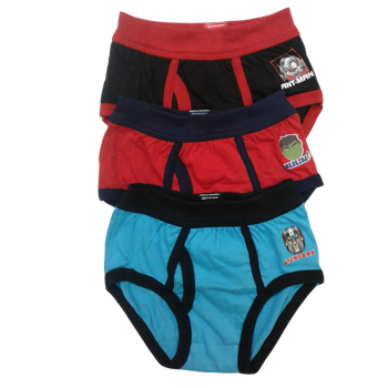 Boys Brief  (Pack of 3)