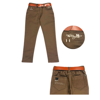 Boys trousers-D/B Style