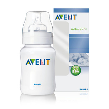 Classic+ feeding bottle 260ml