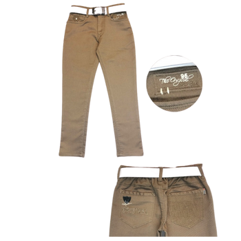 Boys trousers-Khaki