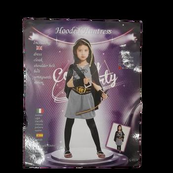 Hooded Huntress  costume