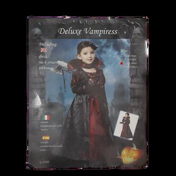 Deluxe Vampiress  costume