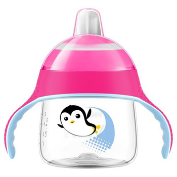 Spout Penguin Cup 7oz - 200ml ( 6m+ )