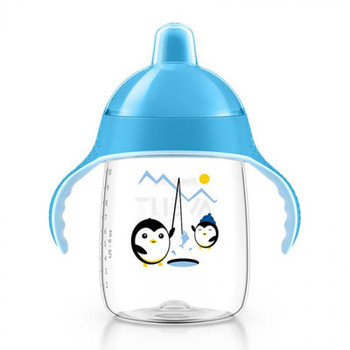 My Penguin Sippy Cup 12oz ( 18M+ ) 260ML