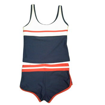 Girl Swimsuit-Blueline