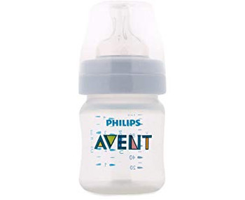 CLASSIC+  FEEDING BOTTLE  125ML/40Z  ( 0M+ )