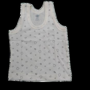 Infant vest- dots