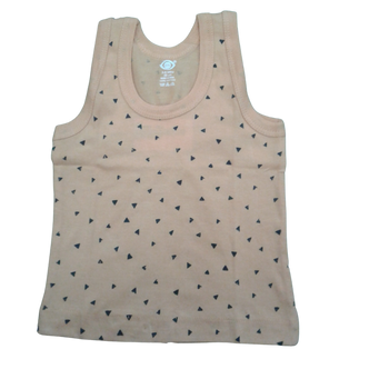 Infant vest - dotts