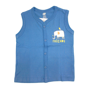 Infant vest -friends