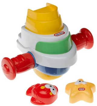 LITTLE TIKES PERISCOPE BOAT BATH TOY