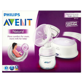 Electric Comfort natural  Breast Pump