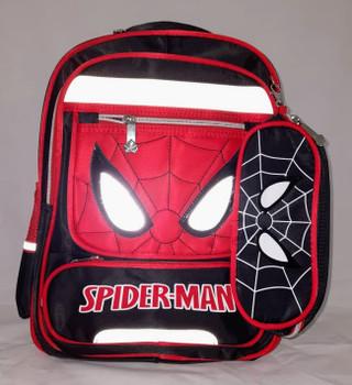 School Bag - Spiderman (R) - pack of 2 ( 16 inch )