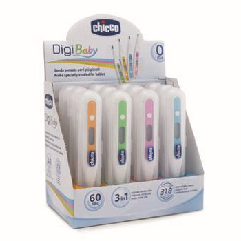 Digital Paediatric Thermometer Digi Baby
