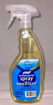 Antibacterial Spray Sanitizer (70%) - 750ml