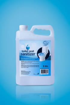 Toilet Seat Sanitizer - 5L