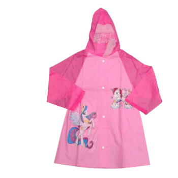 Raincoat - Unicorn