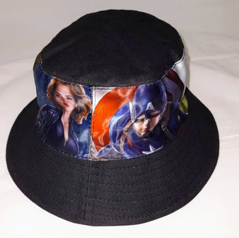 Round  HAT - Avengers