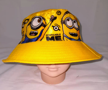 Round  HAT - Minion