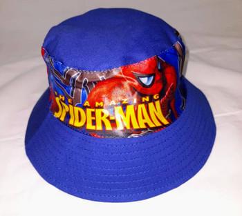 Round  HAT - Spiderman B