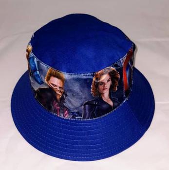 Round  HAT - Avengres  B