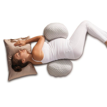 Boppy Bump and Back Support Pillow