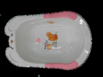 Bath tub cream pink (the sea )