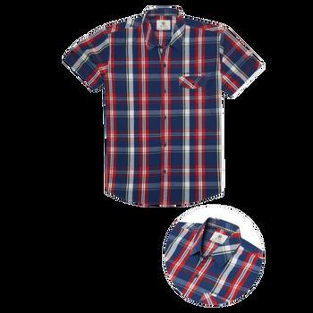 Boys - Shirt - Red Line