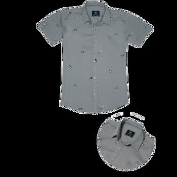 Boys - Shirt - Danim Grey