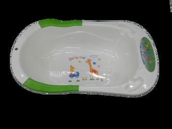 baby bath tub cream unisex with music
