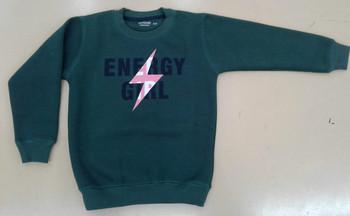 Sweatshirt  - Energy Girl