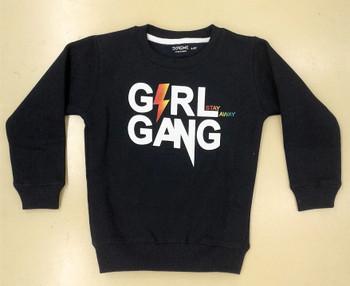Sweatshirt  - Girl Gang
