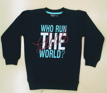 Sweatshirt  - The World