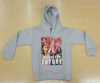 Sweatshirt  - we are the FUTURE