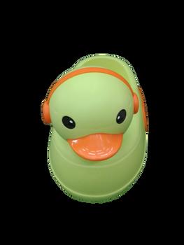 "Baby potty - ""Green duck"""