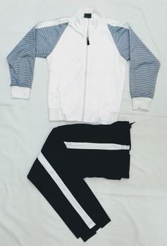 Track -Suit - Super White