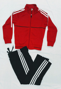 Track -Suit - Red Man