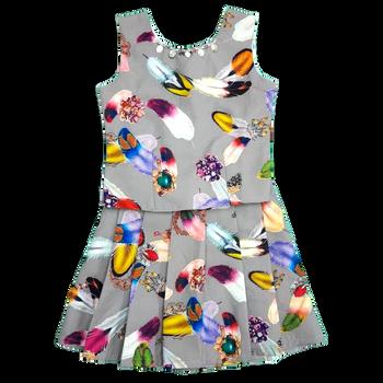 "Girls Dress  ""  Colours"