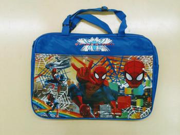 Library Bag - Spidermann