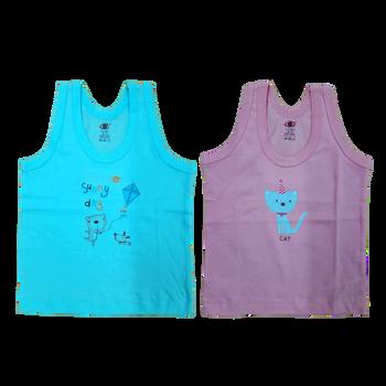 """100% cotton Infant Vest """" Baby  """""""