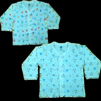 """100% cotton Infant Vest """" Long  Sleeve  """""""