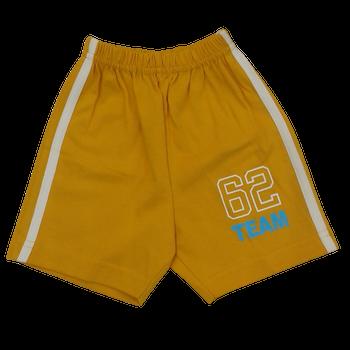 """100% cotton Infant Shorts  """" 62 Team """""""