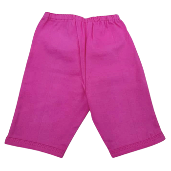 "100% cotton Infant Track  ""Pink"""