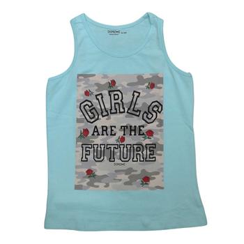 "Girls  TOP Sleeveless  ""GIRLS"""